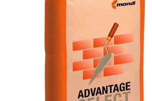 "<div class=""bildtext_en"">2 A cement bag made of Mondi's Advantage Select sack kraft paper </div>"