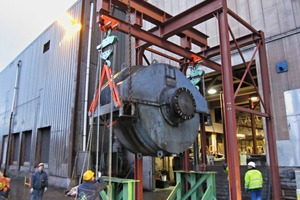 2 Big (38-ton), freshly extracted planetary stage