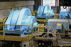 Gear unit overhauled by Brauer Maschinentechnik AG in Bocholt