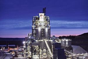 5 Double-string 12000t/d cement plant