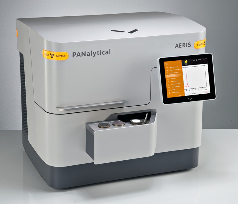 A New Benchtop X-ray Powder Diffractometer
