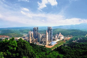 12 Cement plant in the Eastern Division