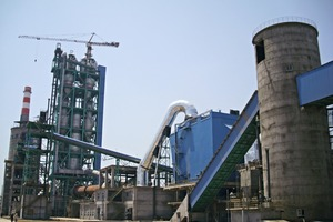 14 Jingyang cement plant in Shaanxi province