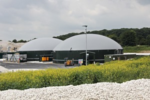 The Melton Ross AD facility was built in three phases by PlanET Biogas