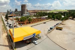 11 Gaziantep cement plant