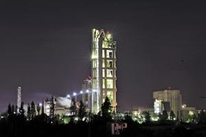 12 Bastas cement plant