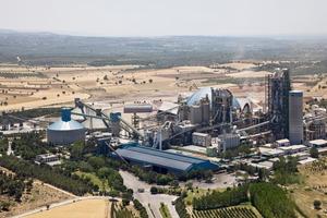9 Canakkale cement plant
