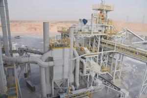 "<div class=""bildtext_en"">De-dusting solution for a dry mortar plant in Saudi Arabia</div>"