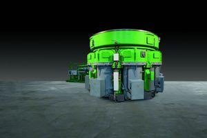 """<div class=""""bildtext_en"""">COPE Drive for the Loesche vertical roller mills</div>"""