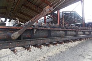 The portal scraper at Märker Zement