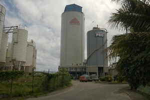 Order for Claudius Peters from Tokyo Cement Company (Lanka) PLC