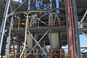 3 Installation of four Pfister TRW-S rotor weighfeeders at CPV Monjos