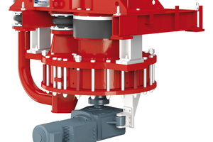 """<div class=""""bildtext_en"""">The rotor weighfeeder Pfister DRW 4.08 was especially designed for dosing pulverized material to hot gas generators (HGG)</div>"""
