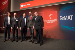 Hannover Messe/CeMAT Preview 2018
