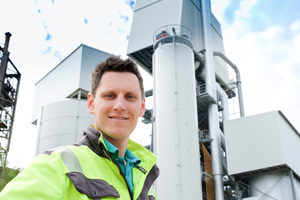 7 Investment in a successful future: Christian Köhler relies on best-available firing technology