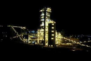Roberta cement plant