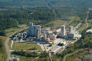 Ragland cement plant