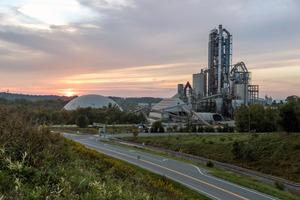 Union Bridge cement plant
