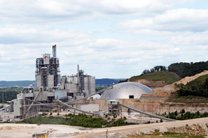 St. Genevieve cement plant