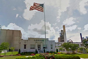 In operation since 1905, the Lehigh-Hanson plant is one of the oldest continuously operating cement manufacturers in the state