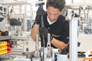 """<div class=""""bildtext_en"""">Continental is manufacturing the innovative charged air duct systems in its new factory in San Luis Potosí for the local markets</div>"""