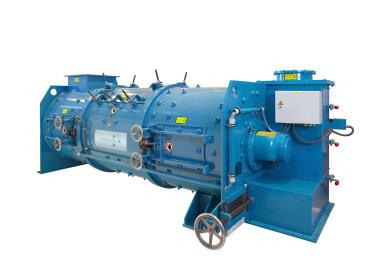 Ploughshare mixer KM