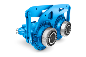"<div class=""bildtext_en"">Flender is expanding its portfolio of application-specific gear units with the Planurex 3 L</div>"