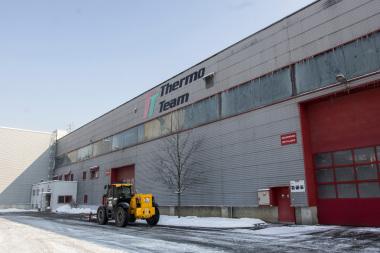 The Thermoteam Retznei site