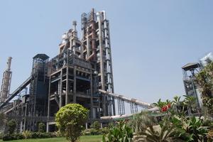 10 Wadi Mega cement plant in India