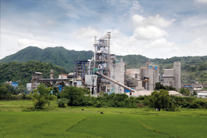 11 Teresa cement plant in the Philippines