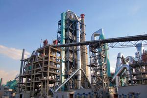 8 Mugher cement plant in Ethiopia