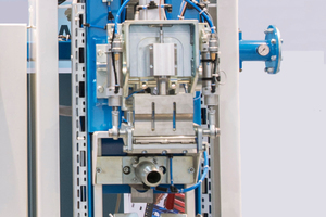 "<div class=""bildtext_en"">An ultrasonic sealing unit is now available for the Beumer fillpac R</div>"