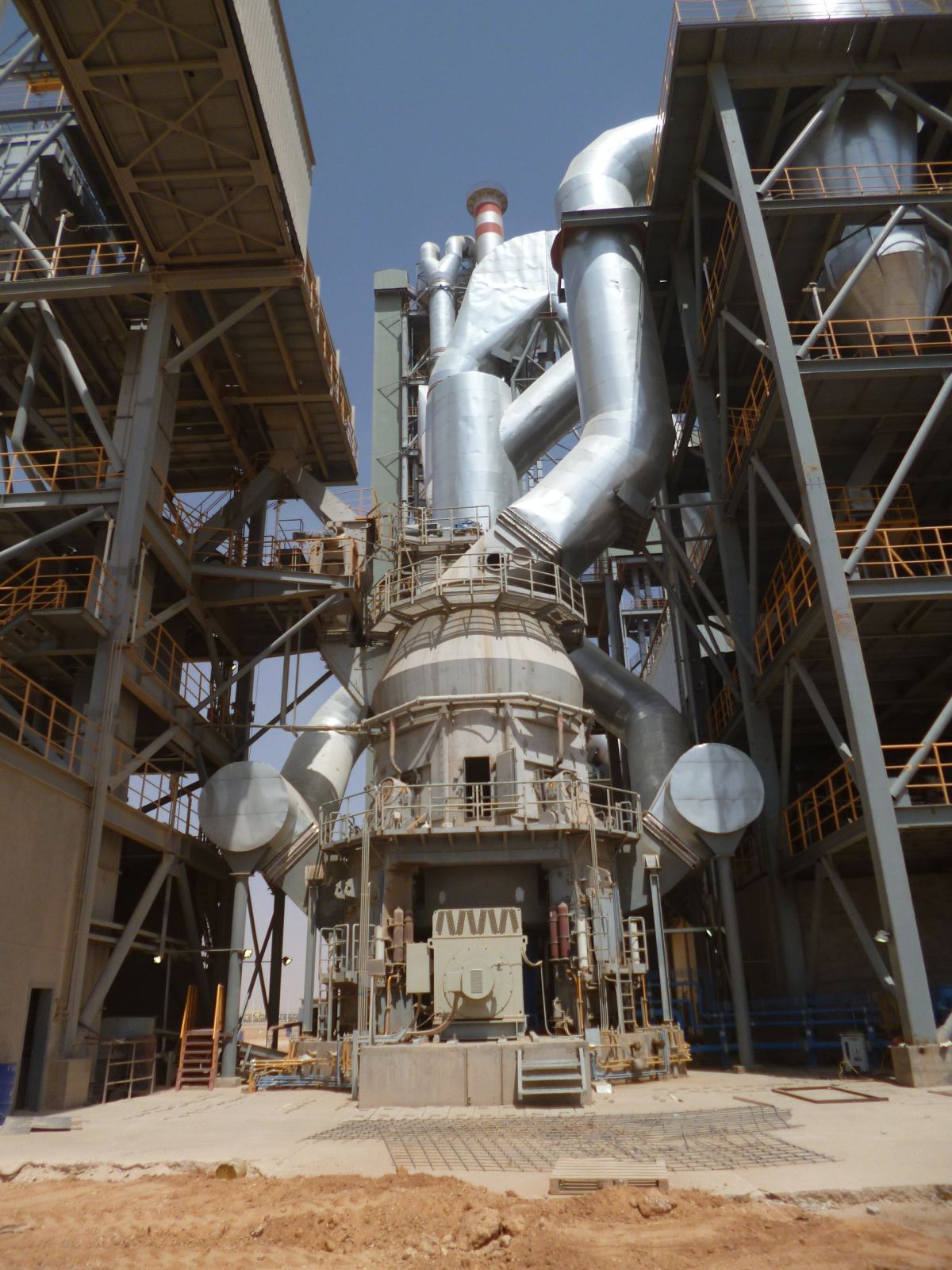 Two coal/petcoke grinding plants for Mexico - Cement Lime Gypsum