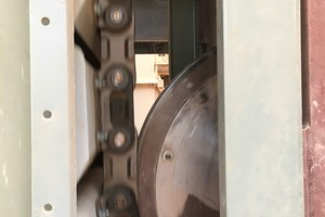 3 The Heko central chain is extremely powerful, offering a breaking load of 1450 kN