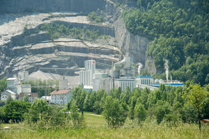 9 Leube lime plant in Austria