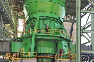 "<div class=""bildtext_en"">1 The largest Loesche LM 72.4+4 CS mill at the Hub cement plant, Pakistan</div>"