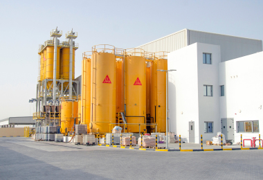 The right action at the right time - Cement Lime Gypsum