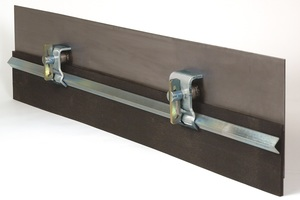 """<div class=""""bildtext_en"""">2 The RMC1 skirting <br />system by Flexco is a cost-effective <br />and space-saving solution</div>"""