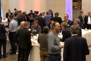 ... discussions and networking