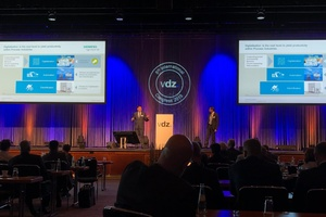 3 More than 600 attendees followed VDZ's invitation to this year's conference in Duesseldorf