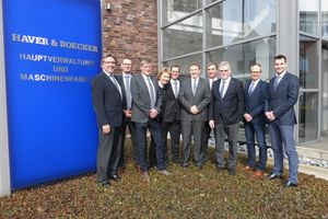 "<div class=""bildtext_en"">On 01.07.2018, Haver &amp; Boecker Deutschland GmbH began operations as the representative for the German market</div>"