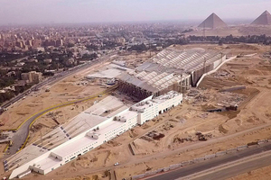 "<div class=""bildtext_en""><irspacing style=""letter-spacing: -0.01em;"">2 One of the four concurrent mobile workshops of the LafargeHolcim Forum on ""archeological heritage"" will offer a glimpse into Egypt's efforts to preserve a rich cultural heritage. Participants will also visit the Grand Egyptian Museum currently nearing completion</irspacing></div>"