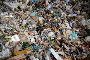 2 … and output material from mixed municipal solid and commercial waste