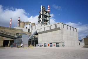 Irish cement has converted its Platin/Drogheda plant to RDF operation<br />