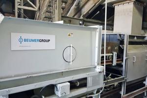 1 The Beumer Group supplies belt apron conveyor to the Turkish cement manufacturer Göltas Cemento