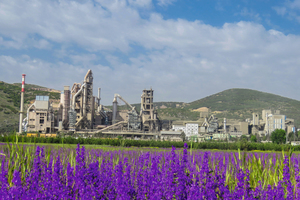 The Turkish cement manufacturer Göltas Cemento, located close to Isparta, approximately 130 km north of Antalya