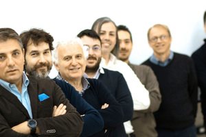8 Cimprogetti's technical management team