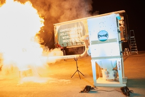 Live explosion demonstrations<br />