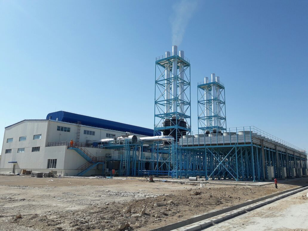 Six gensets secure energy supply for cement factory - Cement
