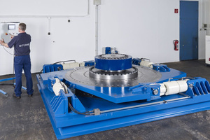 """<div class=""""bildtext_en"""">4 In the own test set-up it is possible to simulate torque transmission</div>"""